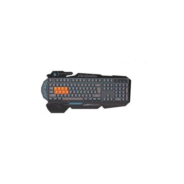 A4-Tech Bloody B318 HUN USB fekete mechanikus gamer billentyűzet - 2