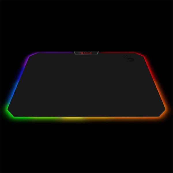 A4-Tech Bloody MP-60R RGB LED világító gamer egérpad - 1