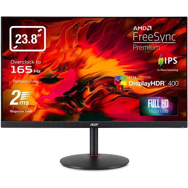 Acer 23,8 Nitro XV242YPbmiiprx IPS LED 2HDMI DisplayPort 165Hz FreeSync DisplayHDR400 gamer monitor - 1