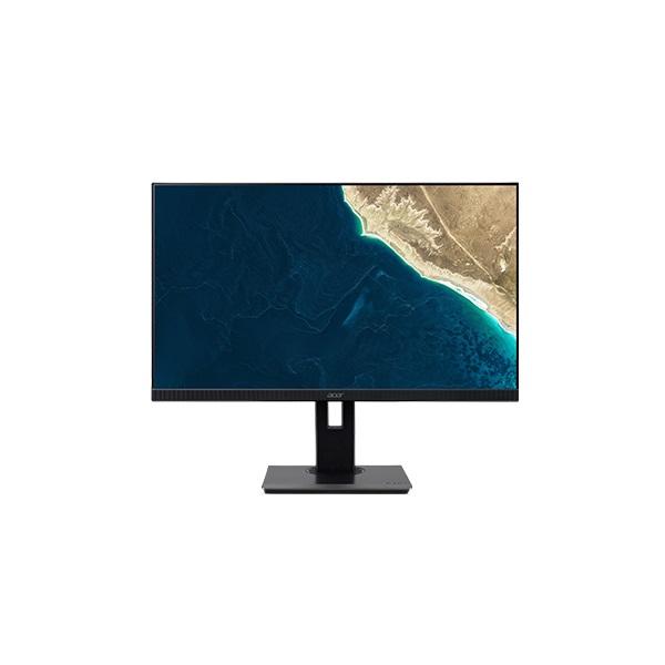 Acer 27 B277Kbmiipprzx IPS LED UHD HDMI DisplayPort, mini DisplayPort multimédiás monitor - 1