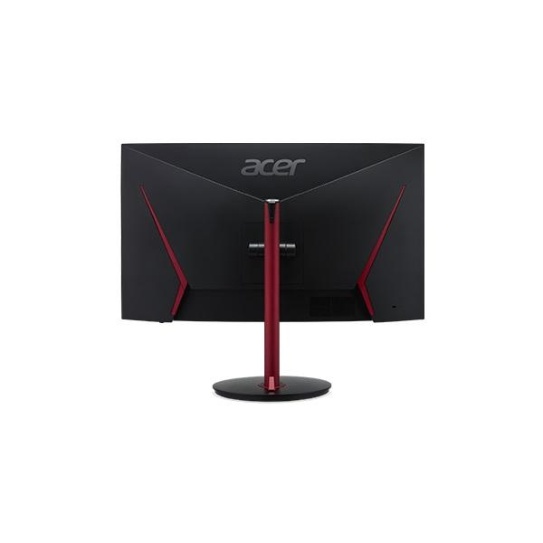 Acer 27 Nitro XZ272UPbmiiphx QHD LED HDMI DisplayPort 165Hz FreeSync DisplayHDR 400 multimédiás gamer hajlított monitor - 3