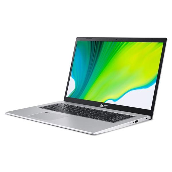 Acer Aspire A517-52G-50XD laptop (17,3FHD/Intel Core i5-1135G7/MX350 2GB/8GB RAM/512GB) - ezüst - 2