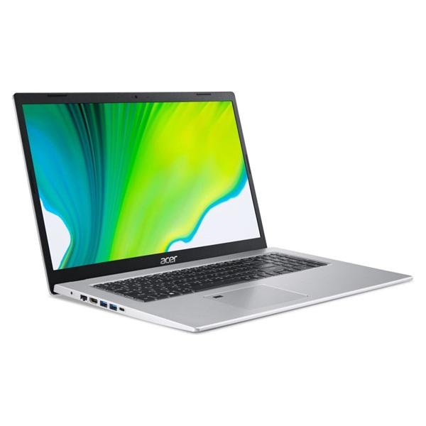 Acer Aspire A517-52G-50XD laptop (17,3FHD/Intel Core i5-1135G7/MX350 2GB/8GB RAM/512GB) - ezüst - 3