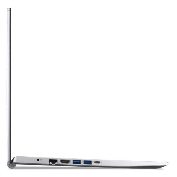 Acer Aspire A517-52G-50XD laptop (17,3FHD/Intel Core i5-1135G7/MX350 2GB/8GB RAM/512GB) - ezüst - 5