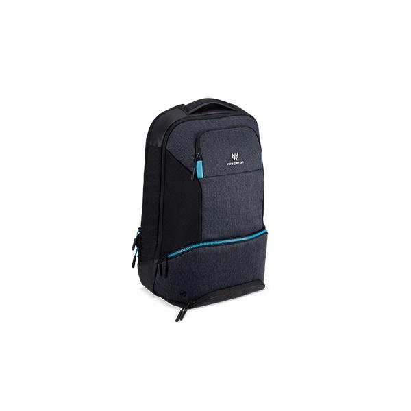 Acer Predator Hybrid 15.6 kéttónusú fekete-kék hátizsák - 2