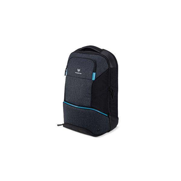 Acer Predator Hybrid 15.6 kéttónusú fekete-kék hátizsák - 3