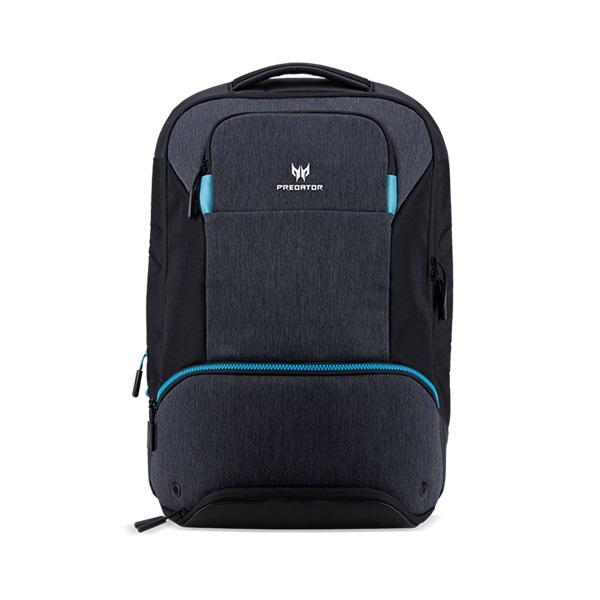 Acer Predator Hybrid 15.6 kéttónusú fekete-kék hátizsák - 6