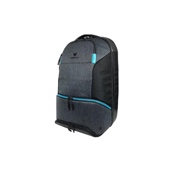 Acer Predator Hybrid 15.6 kéttónusú fekete-kék hátizsák - 7