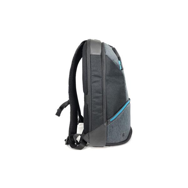 Acer Predator Hybrid 15.6 kéttónusú fekete-kék hátizsák - 8