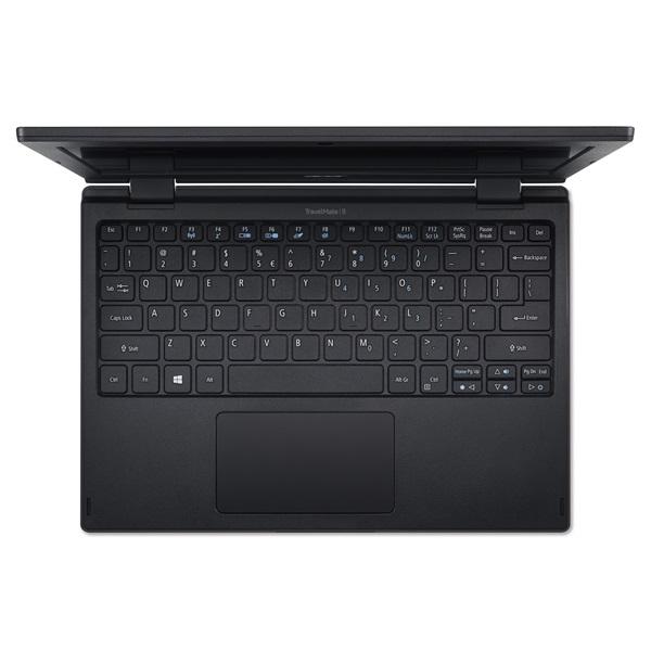 Acer TravelMate TMB118-M 11,6 fekete laptop - 5