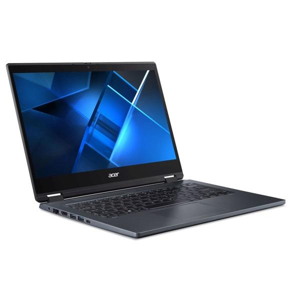 Acer TravelMate TMP414RN-51-55B2 14 kék laptop - 10