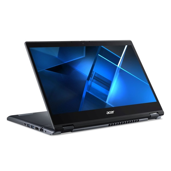 Acer TravelMate TMP414RN-51-55B2 14 kék laptop - 12