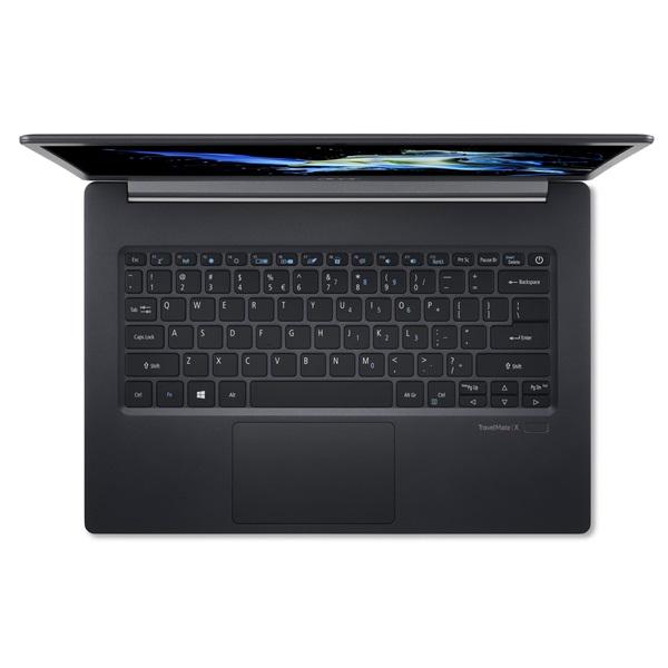 Acer TravelMate TMX514-51 14 szürke laptop - 5