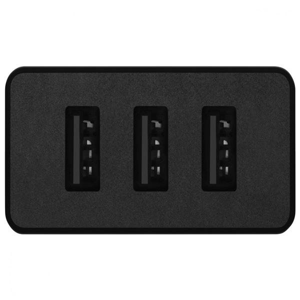 ACME CH206 3.4A univerzális 3x USB hálózati töltő - 2