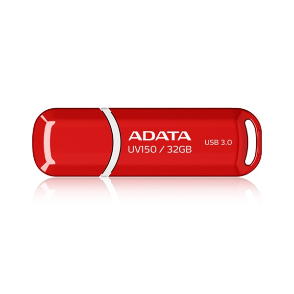 ADATA 32GB USB3.0 Piros (AUV150-32G-RRD) Flash Drive - 1