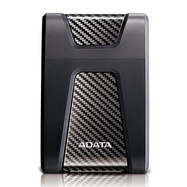 ADATA AHD650 2,5 1TB USB3.1 ütésálló fekete külső winchester - 1