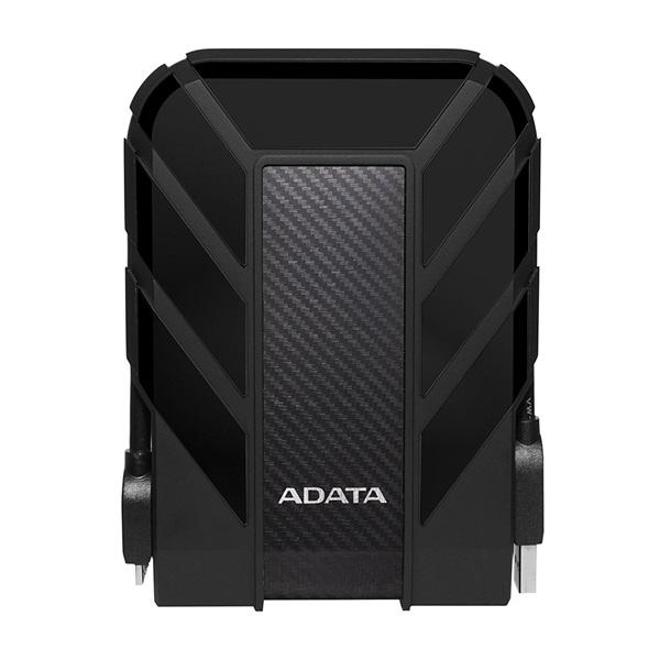 ADATA AHD710P 2,5 2TB USB3.1 ütés és vízálló fekete külső winchester - 1