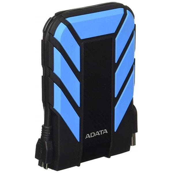 ADATA AHD710P 2,5 2TB USB3.1 ütés és vízálló kék külső winchester - 1