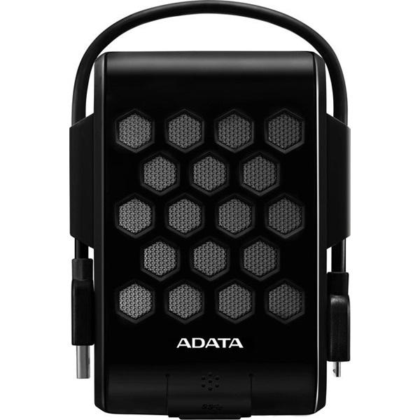ADATA AHD720 2,5 1TB USB3.0 ütés és vízálló fekete külső winchester - 1