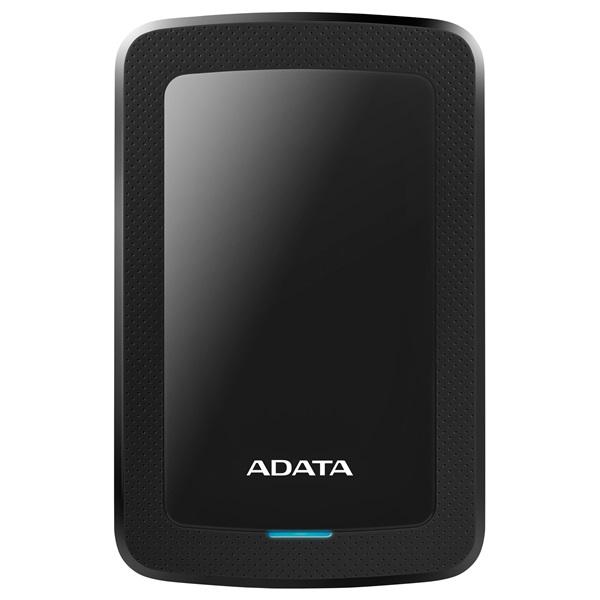 ADATA AHV300 2,5 1TB USB3.1 fekete külső winchester - 1