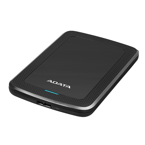 ADATA AHV300 2,5 2TB USB3.1 fekete külső winchester - 3
