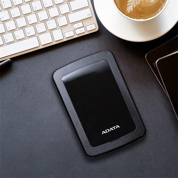 ADATA AHV300 2,5 2TB USB3.1 fekete külső winchester - 6