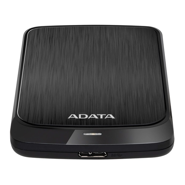 ADATA AHV320 2,5 5TB USB3.1 fekete külső winchester - 3