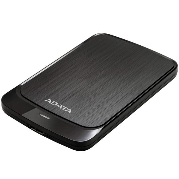 ADATA AHV320 2,5 5TB USB3.1 fekete külső winchester - 5