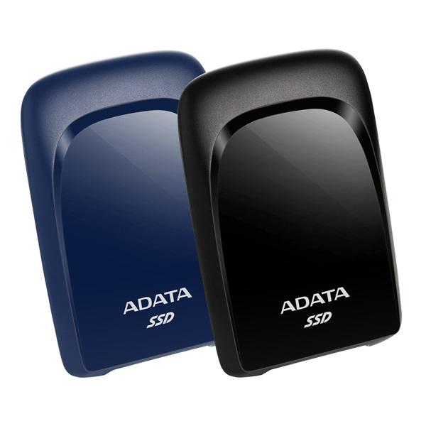 ADATA SC680 240GB USB3.2 kék külső SSD - 1
