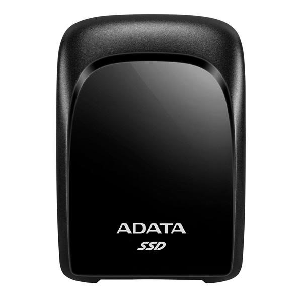 ADATA SC680 480GB USB3.2 fekete külső SSD - 1