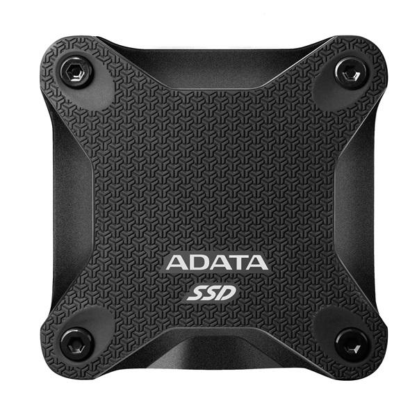 ADATA SD600Q 240GB USB3.1 fekete külső SSD - 1