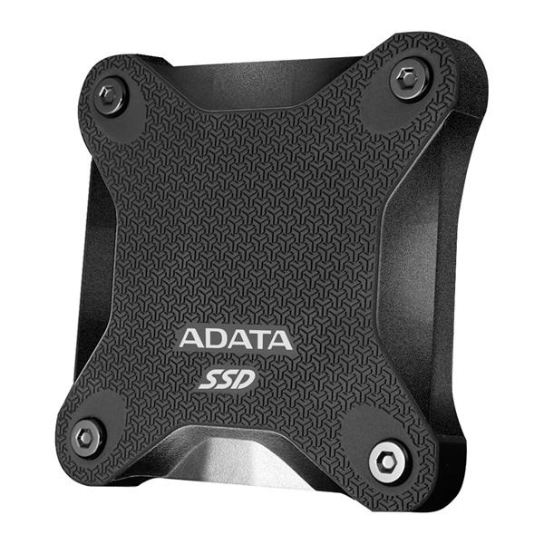 ADATA SD600Q 240GB USB3.1 fekete külső SSD - 2