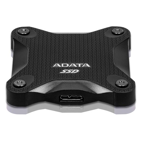 ADATA SD600Q 240GB USB3.1 fekete külső SSD - 3