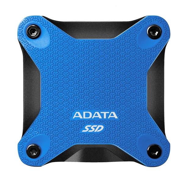 ADATA SD600Q 480GB USB3.1 kék külső SSD - 1