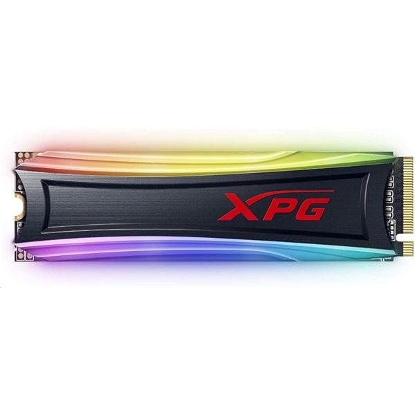 ADATA XPG 2TB M.2 2280 SPECTRIX S40G RGB (AS40G-2TT-C) SSD - 1
