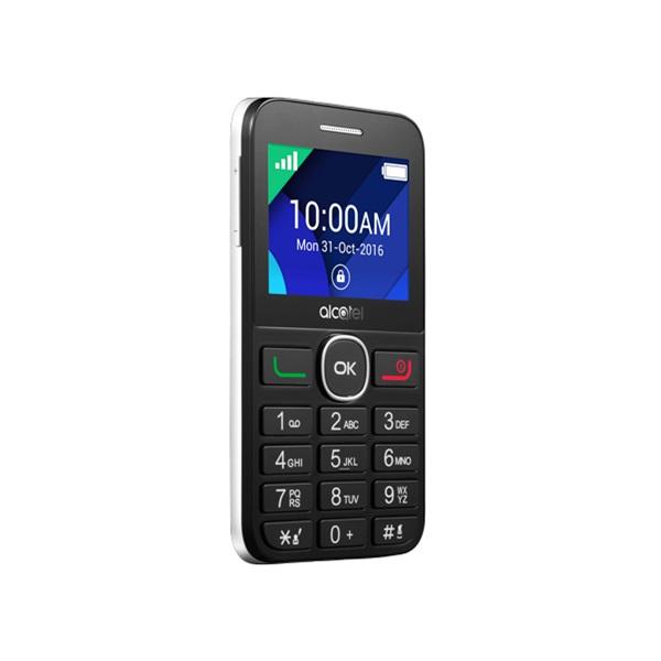 Alcatel 2008G 2,4 fekete-fehér mobiltelefon - 2