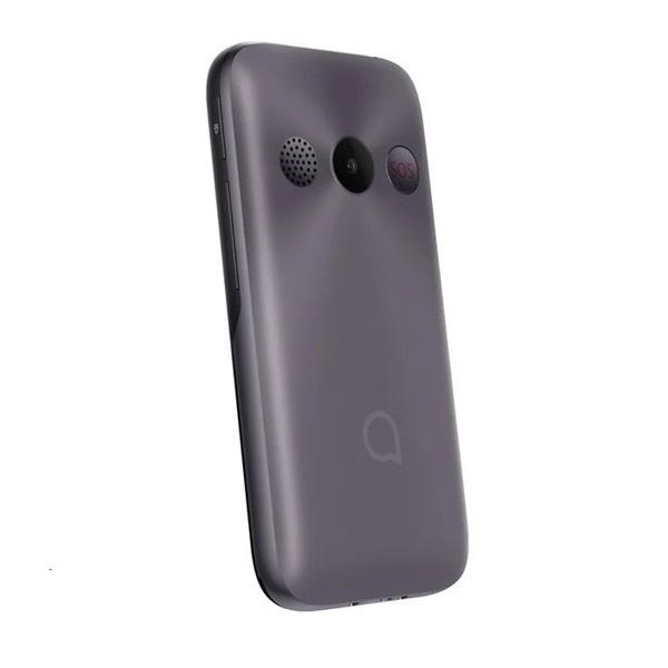 Alcatel 2019G 2,4 Single SIM metál szürke mobiltelefon - 3