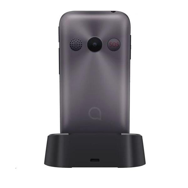 Alcatel 2019G 2,4 Single SIM metál szürke mobiltelefon - 5