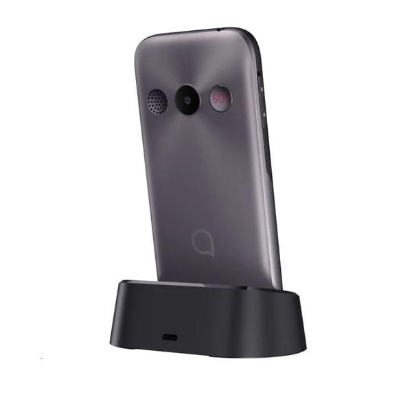 Alcatel 2019G 2,4 Single SIM metál szürke mobiltelefon - 6