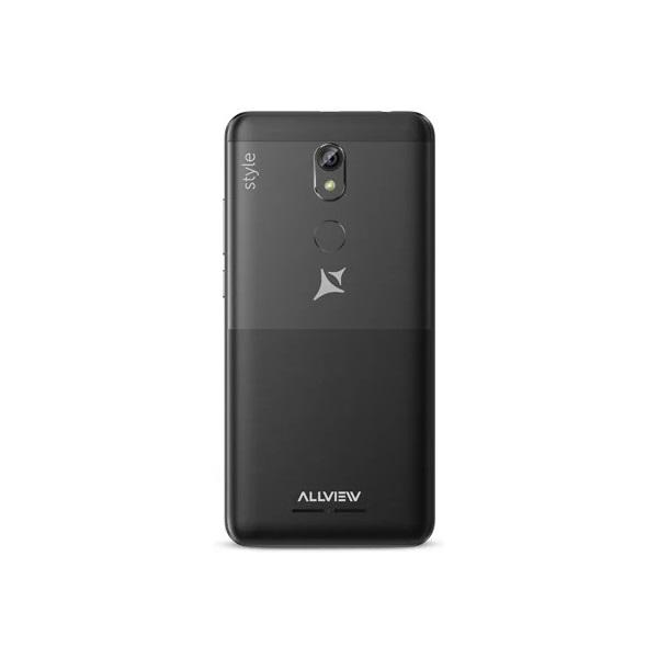 Allview P10 Style 5,34 LTE 8GB Dual SIM fekete okostelefon - 2