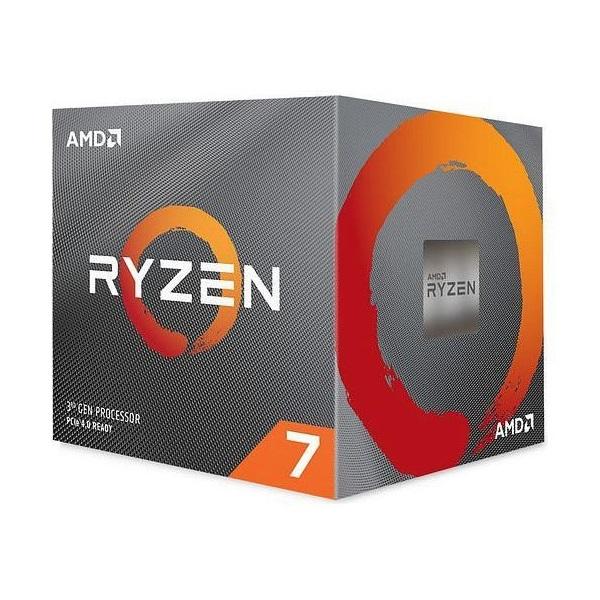 AMD Ryzen 7 3700X 3,60GHz Socket AM4 32MB (3700X) box processzor - 1