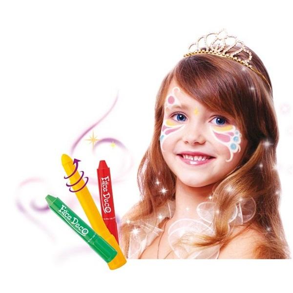 Amos 6 színű arcfesték készlet - 2