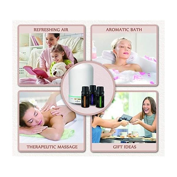 Anjou AJ-ES001 6-féle illat, illóolaj csomag - 3
