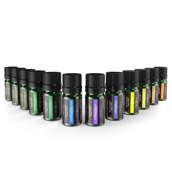 Anjou AJ-PCN013 12-féle illat illóolaj csomag - 1