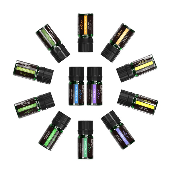 Anjou AJ-PCN013 12-féle illat illóolaj csomag - 2