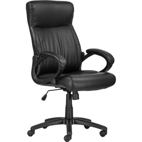 Antares Baltimore fekete textilbőr főnöki fotel - 1