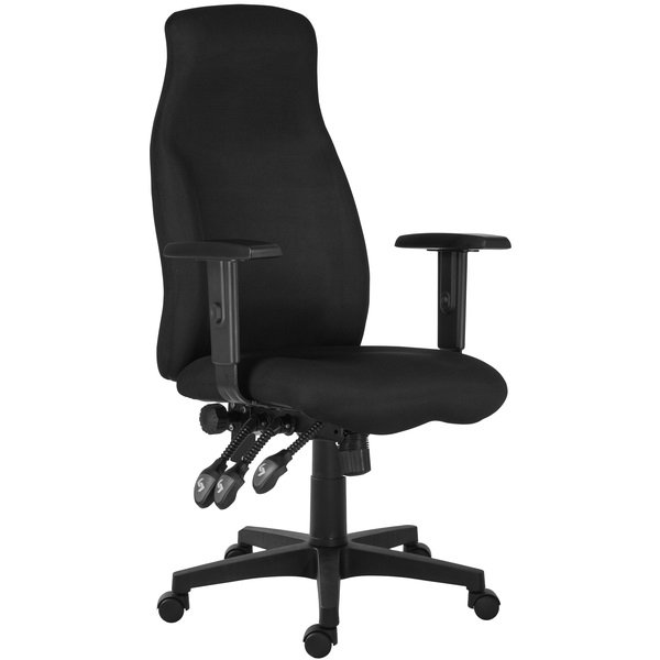 Antares Hero MS.11 fekete irodai munkaszék - 1