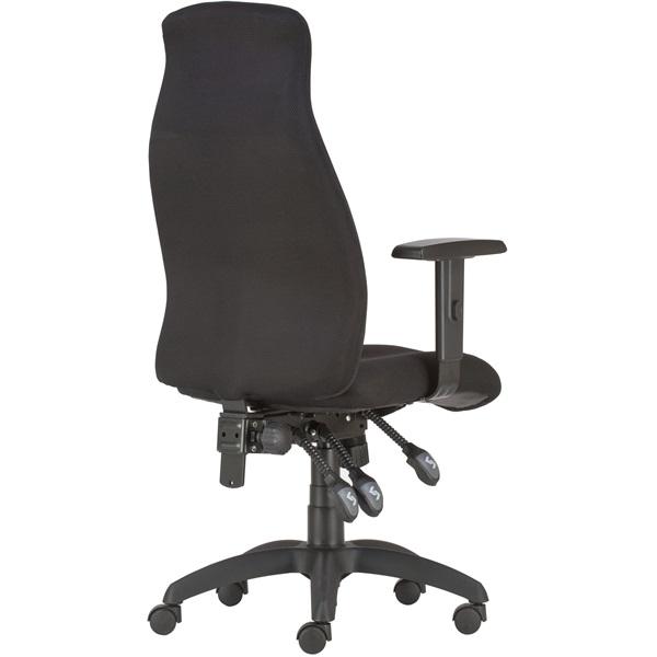 Antares Hero MS.11 fekete irodai munkaszék - 2