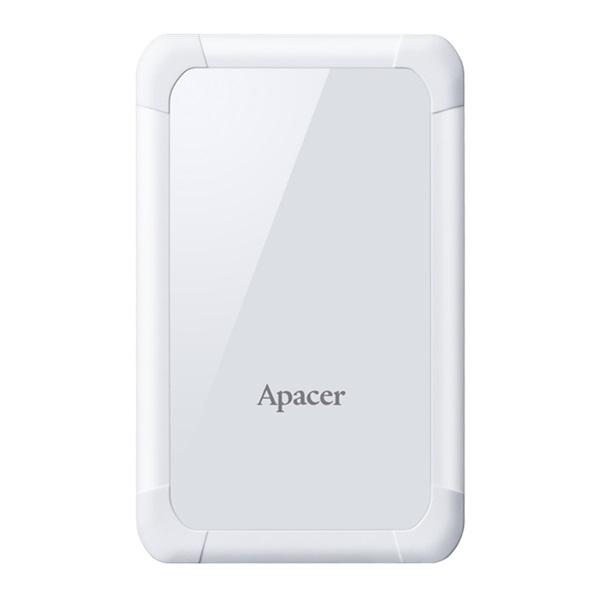 Apacer AC532 2,5 2TB USB3.1 fehér külső winchester - 1