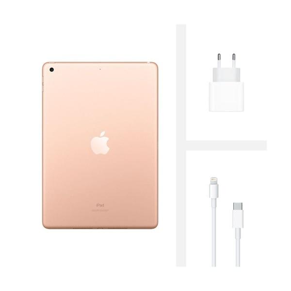 Apple 10,2 iPad 8 128GB Wi-Fi + Cellular Gold (arany) - 5